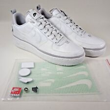 Nike Air Force 1 Low '07 AS QS All Star 90/10 2018 Vast Grey White Men's Size 13