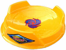YELLOW Beyblade Attack Type Super Vortex Stadium Arena Full Size BeyStadium BB10