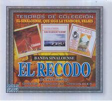 CD - Banda Sinaloense El Recodo NEW Tesoro De Coleccion 3 CD's FAST SHIPPING !