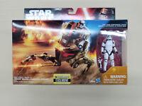Star Wars Assault Walker First Order Storm Trooper Action Figure Set Exclusive