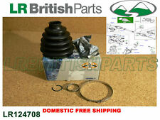 LAND ROVER DRIVESHAFT FRONT OUTER BOOT EVOQUE DISCOVERY SPORT LR124708