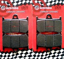 Pastiglie Anteriori BREMBO CC Per YAMAHA XP T-MAX ABS 500 2011 11  (07077)