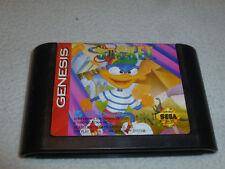 SEGA GENESIS GAME CARTRIDGE ONLY SOCKET CART MIDWAY CDX NOMAD JVC X EYE VINTAGE