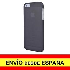 Funda Ultrafina Rígida para Iphone 4/4S Color Gris Oscuro a1060