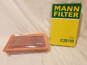 MANN C28110 AIR FILTER, BRAND NEW BUT BOX SLIGHTLY WORN. FORD ETC..