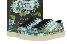 NEW GUCCI BLOOMS GG GUCCISSIMA SUPREME LOW TOP CASUAL SNEAKERS SHOES 8 G/US 9