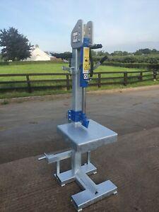 13 tonne tractor mounted hydraulic log splitter, galvanized, block spliter