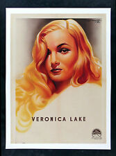 VERONICA LAKE * CineMasterpieces FRENCH MOVIE POSTER BEAUTIFUL BLONDE SEXY 1944