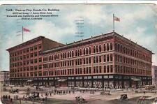 Postcard Denver Dry Goods Co Building 1912