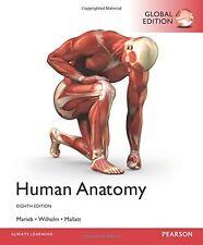 Human Anatomy 8th Edition by Elaine  N. Marieb(Global Edition)