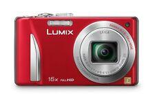 Panasonic Lumix DMC-TZ25 rojo