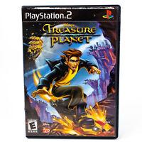 Disney's Treasure Planet (Sony PlayStation 2, 2002) PS2 Complete CIB
