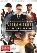 Kingsman: The Secret Service  - DVD - NEW Region 4