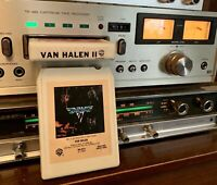 Van Halen I & II 8-Track Cartridges Refurbished With New Foil Splice & Felt Pads