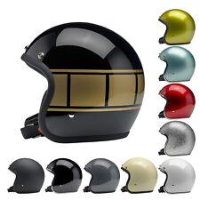Biltwell Bonanza Motorcycle Helmet (New 2020 Models)