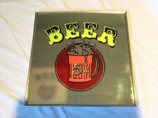 Beer Mirror Sign Beer 5 Cents - Man Cave Bar