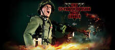 DRAGON DREAMS DID 1/6 SCALE WW II GERMAN ALOIS 3rd Panzer-Division MG34 D80124