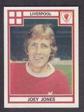 PANINI-FOOTBALL 78-Nº 197 Joey JONES-Liverpool