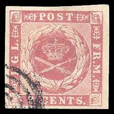 DANISH WEST INDIES 2  Used (ID # 92293)