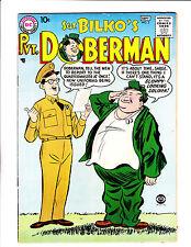 Sgt. Bilko's Pvt. Doberman  No.2    : 1958 :    : Sloppy Looking Soldier Cover :