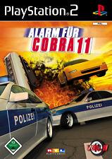 Sony Playstation PS2 - Spiel   Alarm für Cobra 11 Vol. 2   inkl. OVP