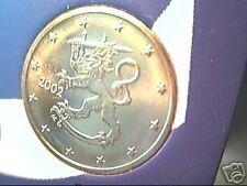 RARO 50 centesimi 2002 EURO FINLANDIA finlande finnland suomi Финляндия