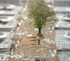 "3-12"" x 96"" Burlap Jute Table Runner Natural Touch - Weddings, Parties & Banquet"