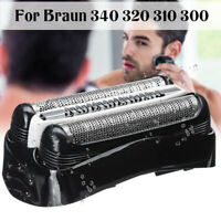 For Braun 32B 32S 21B Series 3 310S 320S 340S 3010S Replacement Shaver Foil HeDS