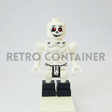 LEGO Minifigures - 1x njo020 - Chopov - Ninja Ninjago Omino Minifig Set 2505