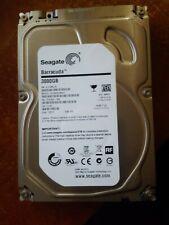 "Seagate Barracuda 3TB 3.5"" Internal Hard Drive 7200k RPM ST3000DM001"