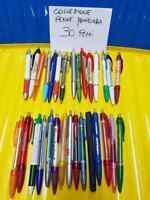 penne bandiera collezione 30 PZ VINTAGE E MODERNE COME FOTO