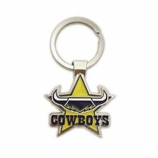NRL 3D Keyring North Queensland Cowboys