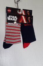 Star Wars paires de Chaussettes en coton Melange Taille 31-34