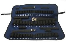 """""""Socket Roll"""" Roll Up Socket Organizer / Carrier * NOTHING LIKE IT ON THE MARKET"""