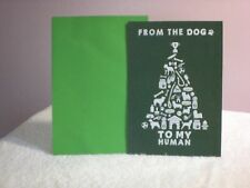 For Arts Sake -  Christmas Card - From the Dog