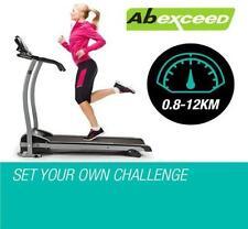 Running & Jogging Quick Start Treadmills