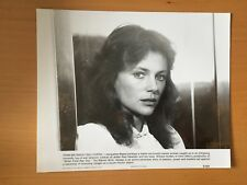 HOLLYWOOD ACTRESS: Jacqueline Bisset in When Time Ran Out Warner Publicity Photo