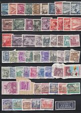 Austria Lot / Collection Of 489 Stamps Cv = $195