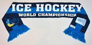 2013 IIHF World Ice Hockey Championship Sweden & Finland Scarf