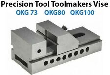 Precision Tool Toolmakers Vise QKG 73 – 80 – 100mm