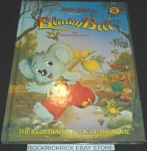BLINKY BILL THE MISCHIEVOUS KOALA BOOK 1992 (JOHN PALMER) 21CM X 28CM HARDCOVER