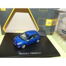 RENAULT TWINGO GT II Bleu NOREV 1:43