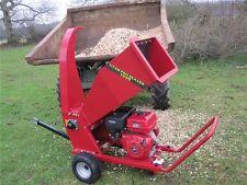 Titan Pro Beaver | Ex Display | Heavy Duty Shredder | Petrol Garden Chipper