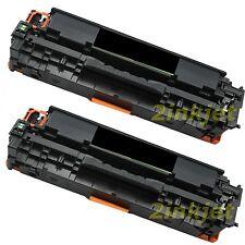 2pk CC530A 304A Black Toner Cartridge For Laserjet CP2025n CM2320 CM2320n