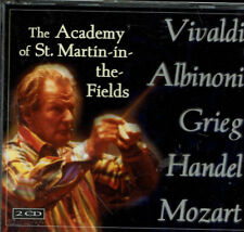 The Academy of St.Martin-in-the-Fields / Neville Marriner -Vivaldi-Händel-Mozart
