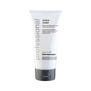 1PC Dermalogica Active Moist 177ml Professional Size Skincare Moisturizer Day
