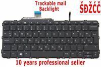 For HP EliteBook Folio G1 Keyboard Slovenian Croatian HR SA Backlit Read Careful