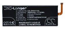 Battery for ZTE Li3828T44P6HA74140 Li3829T44P6HA74140 Nubia Z9 mini NX511J