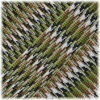 Paracord Type III 550 French Camo #102