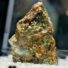 Rare Gold Ore From American Nettie Mine, Ouray, Colorado